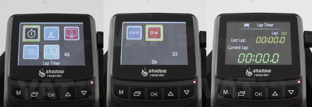 Shadow 1S Lap Timer VAT19pl