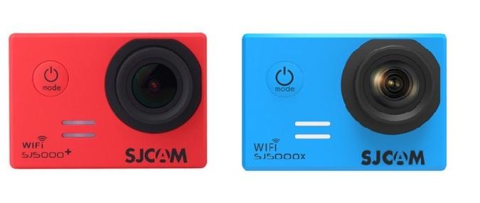 SJCAM 5000x vs SJCAM 5000X Elite vat19.pl