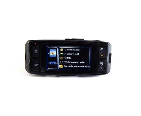 GT580W menu